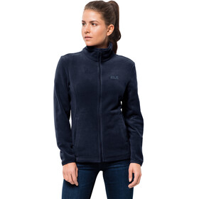 Jack Wolfskin Echo Jacket Women midnight blue